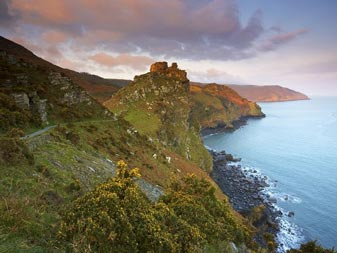 Exmoor coast