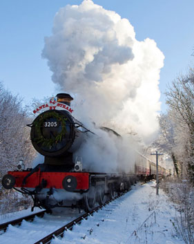 winter steam festival